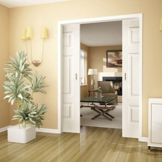 Нужны межкомнатные складные двери?
