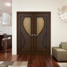 У вас нет выбора, кроме как купить межкомнатную двухстворчатую дверь, если…