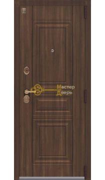Входная дверь Центурион LUX-4, 2 замка, 2 мм металл, (вайлд+полярный дуб)