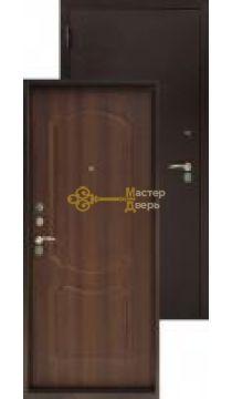 Дверь входная Аргус 11, 2 замка, 1,5 мм металл, (медь антик+дуб рустикальный)