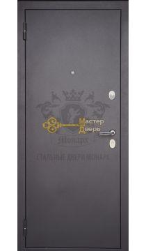 Монарх 1 чёрный муар / версаль, сталь 1,4мм