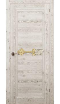 Дверь ALLEGRO 901, сосна снежная, глухая