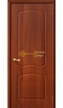 Дверь межкомнатная Дера Азалия. Итальянский орех, глухая