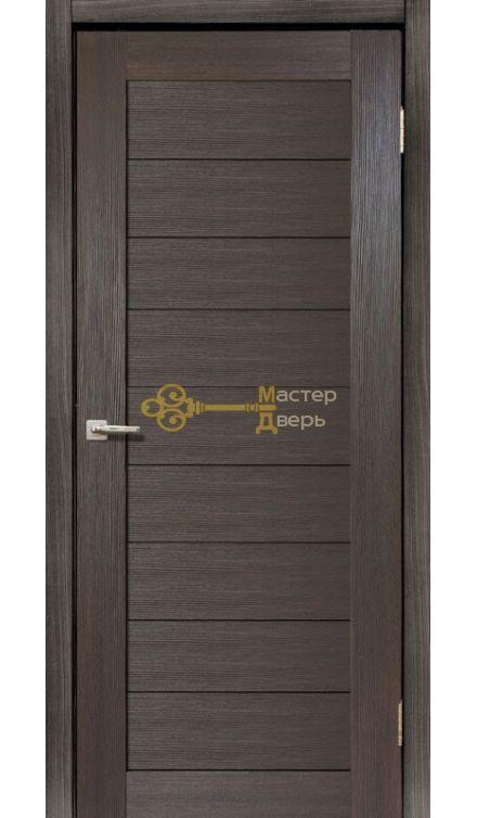 Дверь межкомнатная Экошпон Дера Мастер 634.Венге, глухая