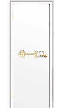 Дверь Краснодеревщик CPL ДГ 200, цвет белый.