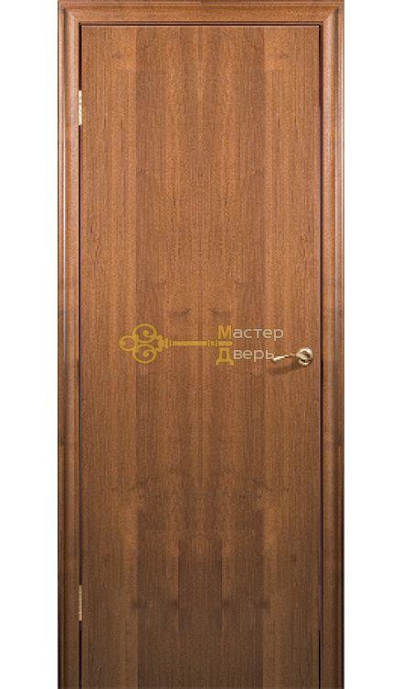 Дверь Краснодеревщик CPL ДГ 200, цвет тёмный орех.
