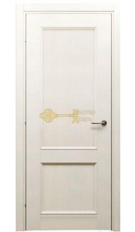 Дверь Краснодеревщик CPL ДГ 3323, цвет белёный дуб.