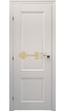 Дверь Краснодеревщик CPL ДГ 3323, цвет белый.