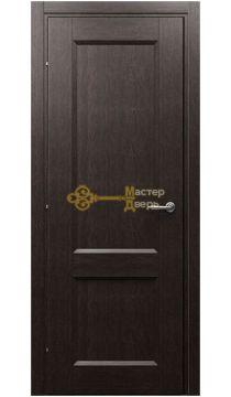 Дверь Краснодеревщик CPL ДГ 3323, цвет чёрный дуб.