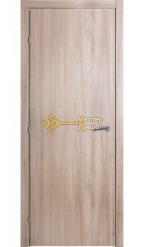 Дверь Краснодеревщик CPL ДГ 5000, цвет меди акация.