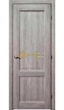 Дверь Краснодеревщик CPL ДГ 6323, цвет дуб пепельный.