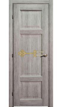 Дверь Краснодеревщик CPL ДГ 6343, цвет дуб пепельный.