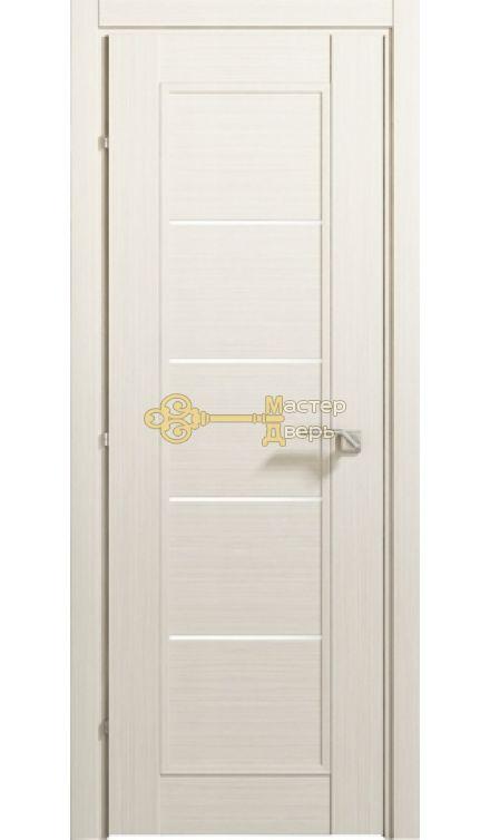 Дверь Краснодеревщик CPL ДО 3352, цвет белёный дуб.