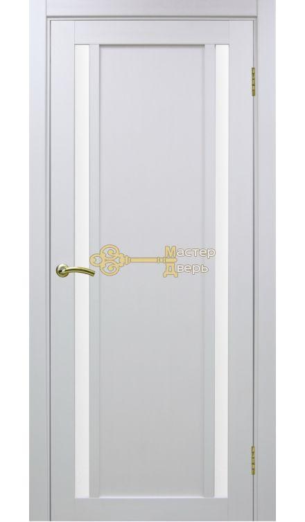Экошпон, Optima Porte, Турин 522.212, белый монохром.