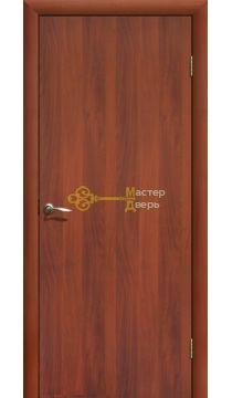 Дверь ламинированная ДПГ, итальянский орех.