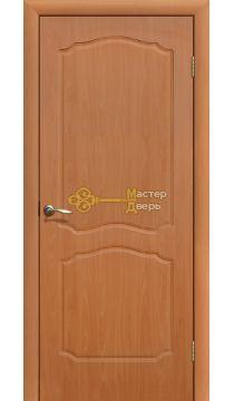 Дверь ПВХ Классика ПГ, миланский орех.
