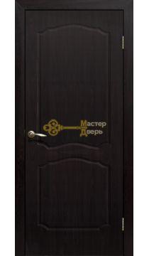 Дверь ПВХ Классика ПГ, венге.