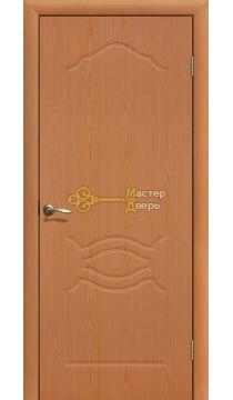 Дверь ПВХ Венеция ПГ, миланский орех.