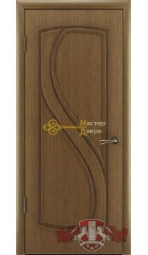 Владимирская фабрика дверей Грация 10ДГ3. Цвет орех, глухая.