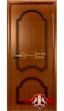 Владимирская фабрика дверей Кристалл 3ДГ3. Цвет орех, глухая.