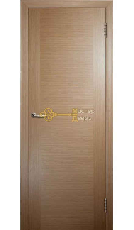 Владимирская фабрика дверей Рондо 8ДГ1. Цвет светлый дуб, глухая.