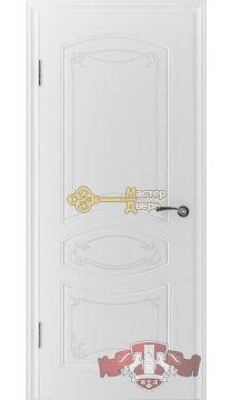 Владимирская фабрика дверей Версаль 13ДГ0. Цвет белая эмаль, глухая.