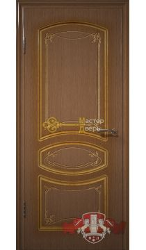 Владимирская фабрика дверей Версаль 13ДГ3. Цвет орех, глухая.