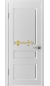 Владимирская фабрика дверей Честер 15ДГ0. Цвет белая эмаль, глухая.