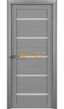 Дверь TrendDoors TDT-2 стекло матовое, цвет ясень дымчатый.