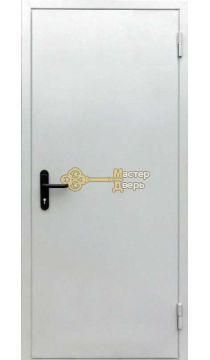 Дверь Цитадель, ДМП-01, EI 60, 1 замок, 1мм сталь, (серый)