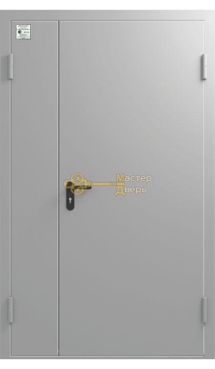 Дверь входная Сибирь ДМП EIWS-60, 1 замок, 1,2 мм сталь, (серый+серый)