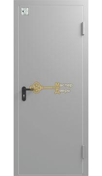 Дверь входная Сибирь ДМП EIWS-60, 1 замок, 1,2 мм сталь, (серый)