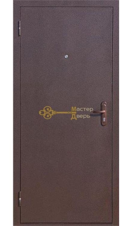 СтройГост 5-1, 1 замок, 0,8 мм металл, медь антик+медь антик.