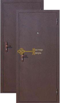 СтройГост 5-1 внутреннее открывание , 1 замок, 0,8 мм металл,медь антик+медь антик.