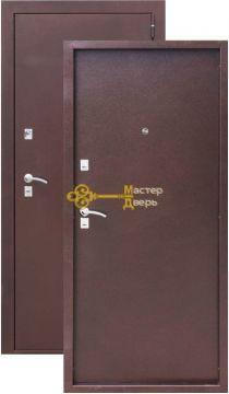 Дверь ЗСД Сибирь Сибирь, 2 замка, 1,2 мм сталь, (медь)