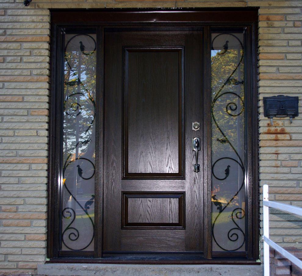 Где купить входные двери в частный дом